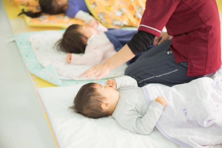 西大橋駅/シフトは家庭の都合を最大限考慮◎週2日~♪ママさんも働きやすい職場です!【パート・保育士】