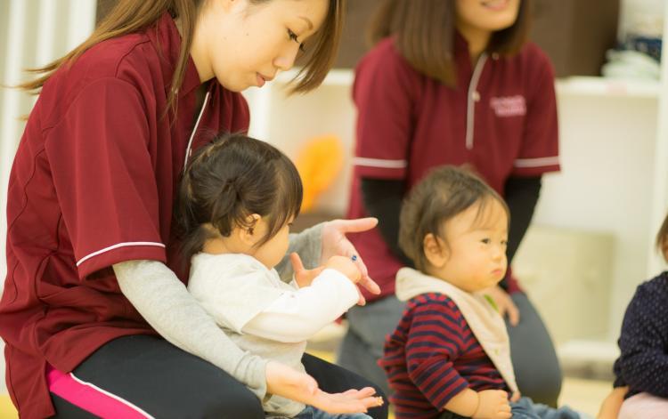 桜川駅/シフトは家庭の都合を最大限考慮◎託児所あり♪ママさんも働きやすい職場です!【正社員・保育士】