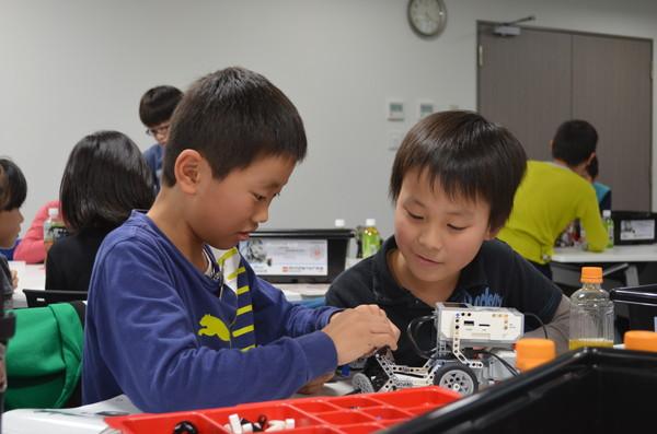 ロボットプログラミング教室 ProgLab(プログラボ)学園前